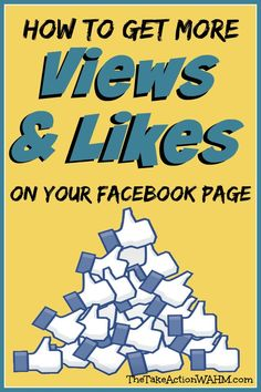 How to Get More Views and More Likes on Your Facebook Fan Page