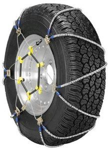 Security Chain Company Super Z LT Light Truck and SUV Traction Chain - Set of 2 Meets class S clearance requirements. Fast and easy installation with included rubber tighteners. Light truck and SUV application. For on road use. Snow Chains For Cars, Winter Tyres, Rv Accessories, Lighting Accessories, Best Tyres, Metal Chain, Light Truck, Trucks, Rv Tips