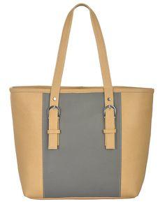 Fostelo Women s Vancouver Shoulder Bag (Beige) Vancouver 9ccacf11b2b0a