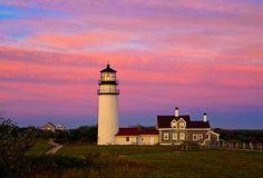 Highland Lighthouse Cape Cod