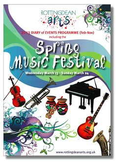 Rottingdean Arts new season of Music and Arts has just been announced, with the Spring Music Festival running from March 13-24th, and a full summer programme including four concerts on the Terraces.    http://www.rottingdeanarts.org.uk/2013-season-here