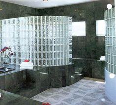 Bloco Vidro Banheiro