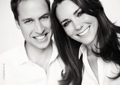 Kate & William wedding program photo