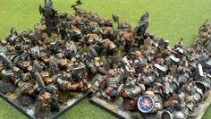 Mantic Games Kings of War demo at Bobe's Hobby House