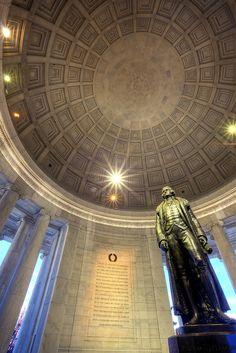 Jefferson-Statute Washington DC