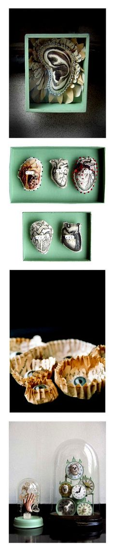 Lyndie Dourthe anatomy jewelry  http://lyndiedourthe.monsite-orange.fr/page2/index.html