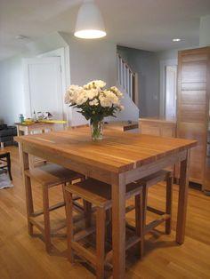 Handmade custom table, kitchen island, desk, or coffee table - Otto Woodwork, $125.00