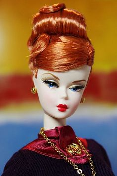 Mattel'sJoan Holloway Mad Men Barbie  Jurrie de Vries Fotografie