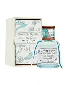 True Vanilla Eau De Parfum by Library of Flowers at Neiman Marcus.