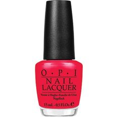 OPI Red Lights Ahead...Where?