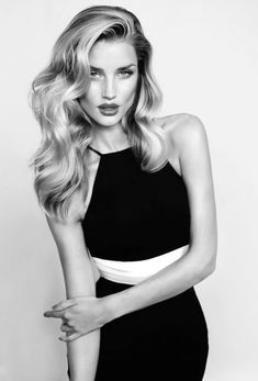 Rosie Huntington Whiteley.