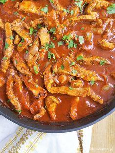 Barbecue Sauce, Paella, Thai Red Curry, Pork, Keto, Ethnic Recipes, Impreza, Kale Stir Fry, Bbq Sauces