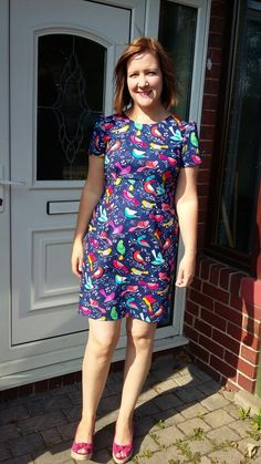 Tilly and the Buttons Megan dress