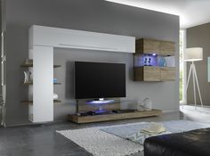 LC Mobili Modern Wall Unit Line 2-1 - $2,349.00                                                                                                                                                                                 More