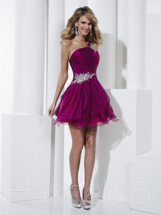 27815  Prom Dresses 2013 - Prom Dress - Short Prom Dresses - Hannah S