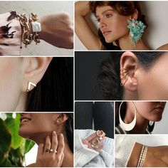 spring jewelry trends 2020 #etsy #ss20 #trends Jewelry Trends, Spring, Earrings, Etsy, Instagram, Ear Rings, Stud Earrings, Ear Piercings, Ear Jewelry