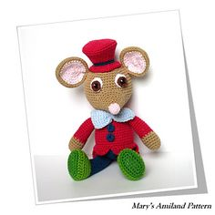 Oscar Mouse The Ami by Mary's Amiland Published in