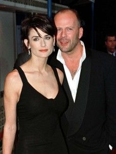 Demi Moore - Bruce Willis