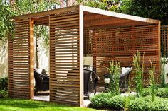 50 Pergola Design Ideas To Design Your Perfect Wooden Pergola DesignRulz.com