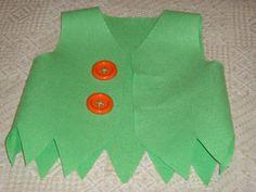 El taller de Naidú: Disfraz de duende.