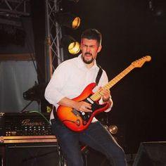David Zabala  Ha tocado en diferentes grupos y participado en diversas jams que me llevaron a formar parte de mi grupo actual Universal Mind (metal progresivo) y de otro grupo Liz& the blacksoulband (jazz-blues/rock).  #davidzabala #guitarraelectrica #guitarraespañola #guitar