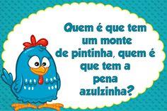 <center>Plaquinhas Galinha Pintadinha</center> Image