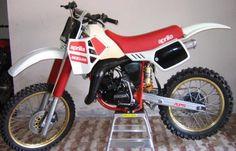Aprilia MX 125 cc 1985