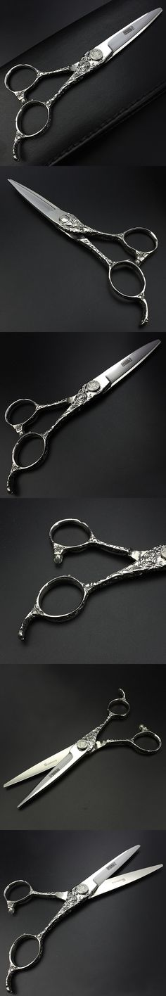 Hot 6 Inch Hairdressing Scissors Hair Professional Salon Products Cutting Barber Shears Sets Hairdresser Tools
