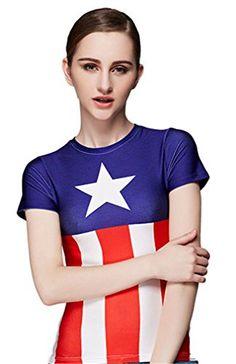 Women's Compression Shirt Short Sleeve Sports Fitness Run... http://www.amazon.com/dp/B01ET57MPM/ref=cm_sw_r_pi_dp_b4Wqxb0MHKJ81