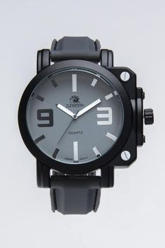 Xtreme Watches X Grey Band w/Black