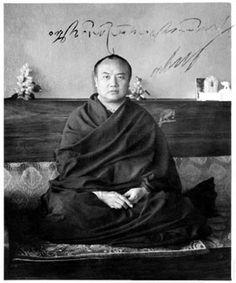 16th Gyalwa Karmapa.