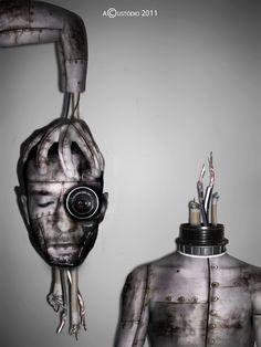 Cyborg me by André Custódio on 500px
