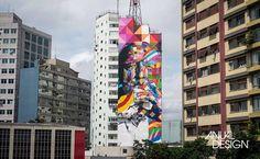 NIEMEYER NA AVENIDA MAIS IMPORTANTE DE SÃO PAULO - ANUAL DESIGN