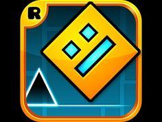 Geometry Dash Gameplay 1: Stereo Madness - YouTube