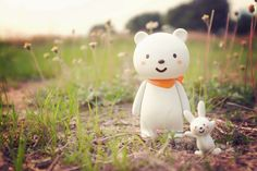 Image of Ordinary Bear & Naughty Rabbit