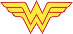 Wonder Woman Iron On Transfer