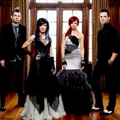 Skillet - Rise Photo Shoot