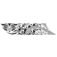 tatuagem bracelete maori feminino 2