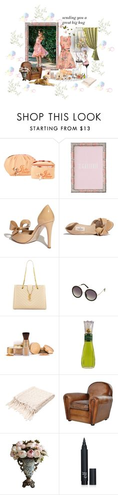 """""""Sending you a great big hug (25th January 2016)"""" by angela-coulter ❤ liked on Polyvore featuring Jacki Design, Valentino, Yves Saint Laurent, Topshop, Coty, Jaipur, Marc Jacobs, women's clothing, women and female"""