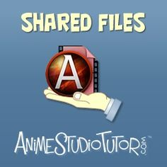 How to share your Anime Studio files on AnimeStudioTutor.com - it's a good place to find free Anime Studio characters!