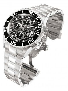 Invicta Men's 1069  Pro Diver Reserve Automatic Chronograph Stainless Steel Watch Invicta http://www.amazon.com/dp/B006DI3LKY/ref=cm_sw_r_pi_dp_1WhJtb1F8YTANFWK