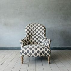 Alfred Black And White Ikat Print Armchair Tree Floor Lamp, Black And White Fabric, Fabric Armchairs, Ikat Print, Take A Seat, Occasional Chairs, Living Room Chairs, Upholstery, Graham