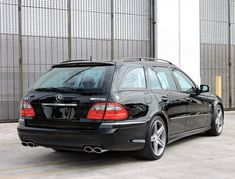 Bid for the chance to own a 2008 Mercedes-Benz AMG Wagon at auction with Bring a Trailer, the home of the best vintage and classic cars online. Carrinha Mercedes, Mercedes Benz E63 Amg, Classe C Break, E63 Amg Wagon, Merc Benz, Wagons For Sale, Mercedez Benz, Volkswagen Transporter, Porsche Boxster