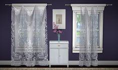 Build a curtain set lace at GreenGirl100 via Sims 4 Updates