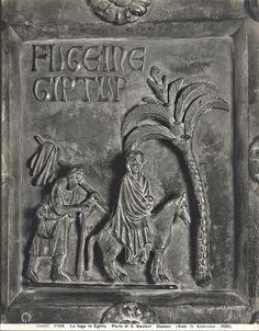 Bonanno Pisano,  Porta san Ranieri, 1180, Pisa, Duomo