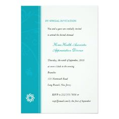 Shop Corporate Vines Chestnut Brown Invitation created by starstreamdesign.