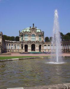 Zwinger Dresden Innenhof - Zwinger (Dresden) – Wikipedia