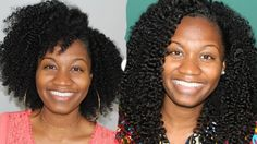 How to: Add Length to Natural Hair with Clip Ins [Video] - https://blackhairinformation.com/video-gallery/add-length-natural-hair-clip-ins-video/