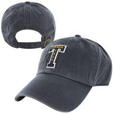 '47 Brand Georgia Tech Yellow Jackets Vault Clean Up Vintage Adjustable Hat - Navy Blue