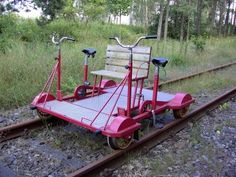 No Trains Required to Ride the Rails Locomotive, Rosalie, Rail Transport, Custom Cycles, Rail Car, Dordogne, Thomas The Tank, Trains, Metal Art
